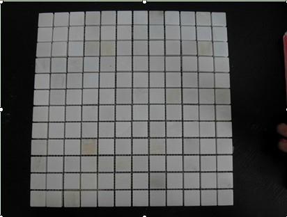 Square Mosaic 2.5x2cm