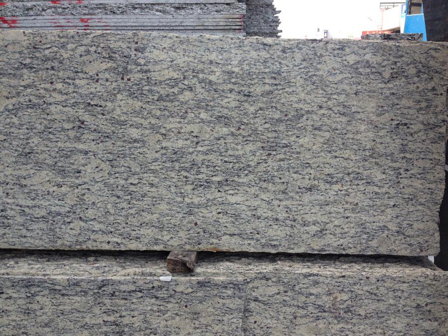 St Cecilia Paver Yellow Granite Striple Slab