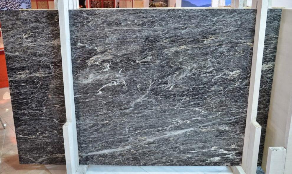 Star Jaguar River Slabs Turkey Grey Marble Stone Slabs