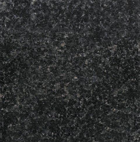 Starlike Black Granite