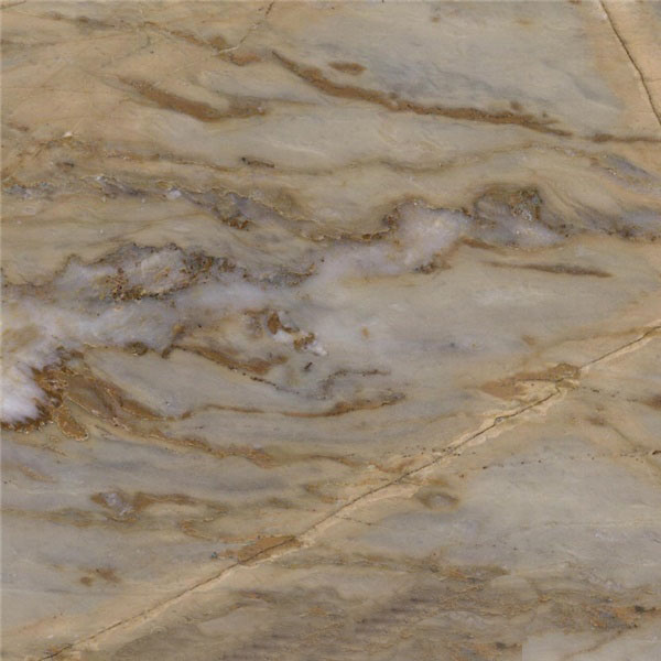 Stately Golden Marble