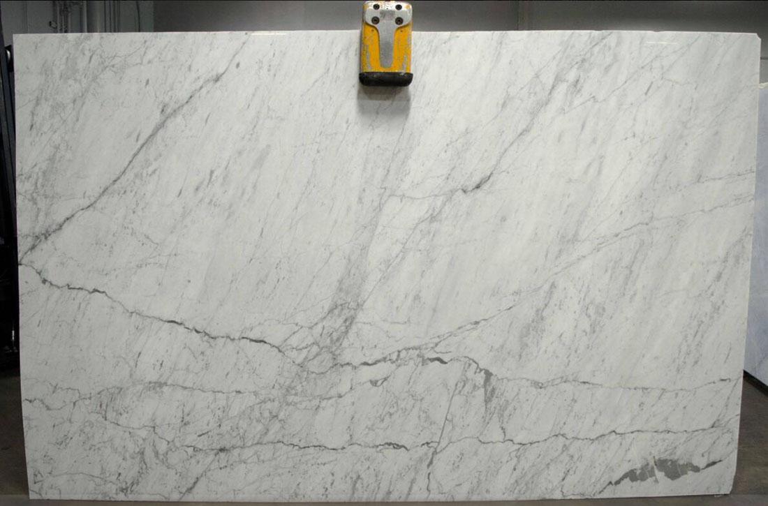 Statuarietto Polished White Italian Marble Slabs