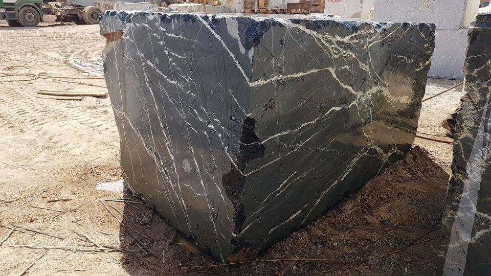 Statuario Nero Marble Black Marble Blocks