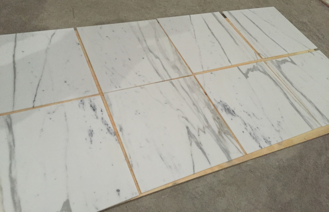 Statuario White Tiles Top Quality Marble Stone Slabs