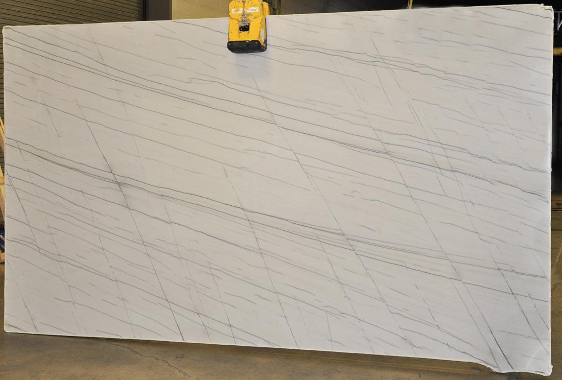 Statuary 3cm Polished White Quartzite Stone Slabs