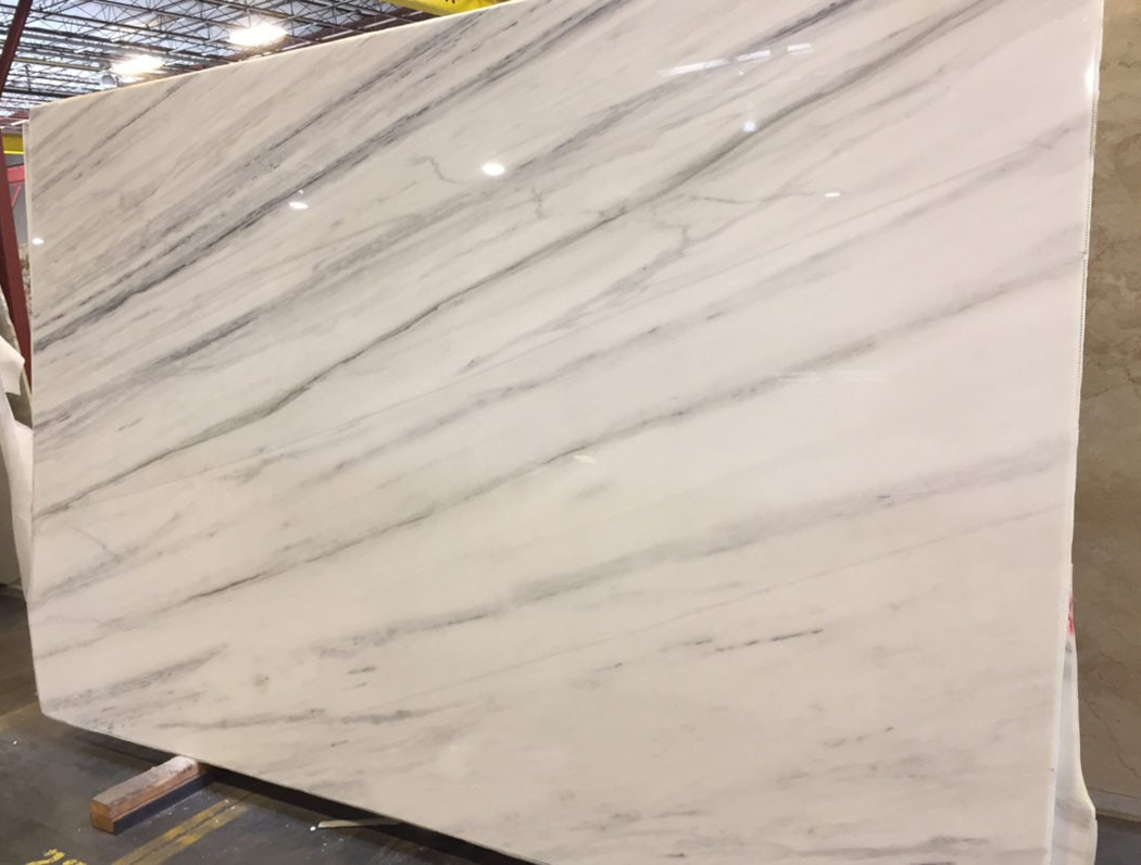 Statuary Lasa Marble Slab Polished White Marble Slabs