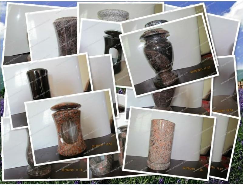 Stone Lamps for Gravestone