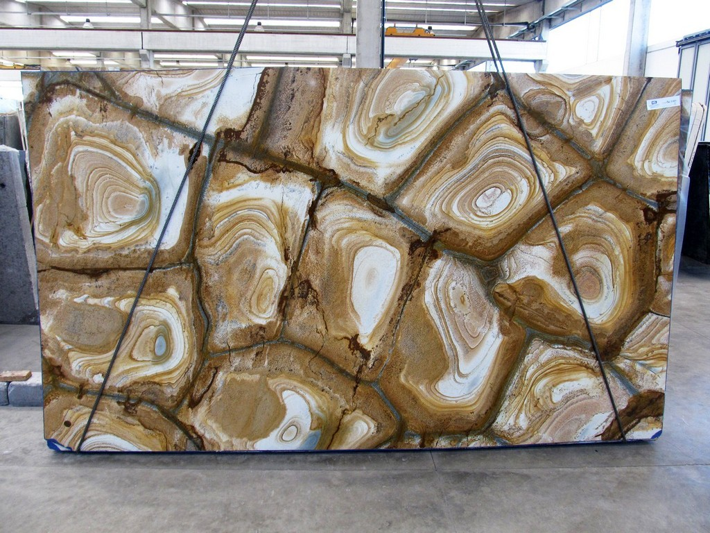Stonewood Natural Gold Quartzite Slabs