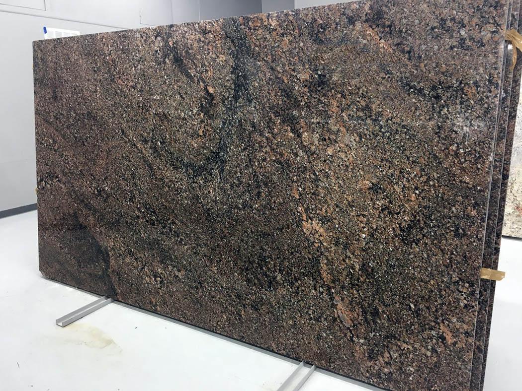 Sucuri Brown Slab Brazil Polished Brown Granite Stone Slabs