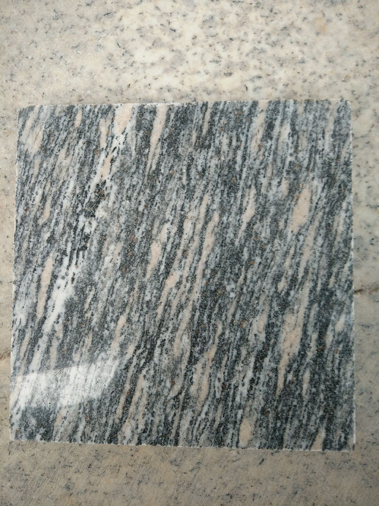 Sun Grey Granite Polished Tiles from Chinese Supplier