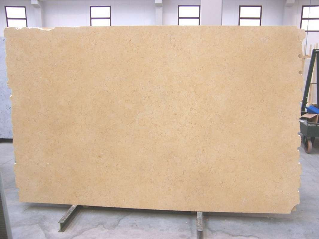 Sunny Dark Marble Slabs Polished Yellow Marble Slabs