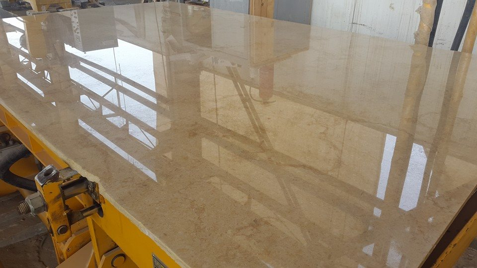 Sunny Menia Marble Polished Yellow Marble Slabs