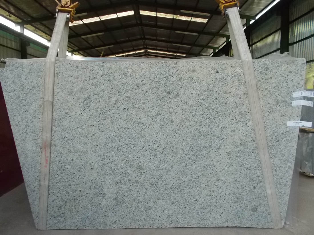 Sunny Yellow Granite Slabs