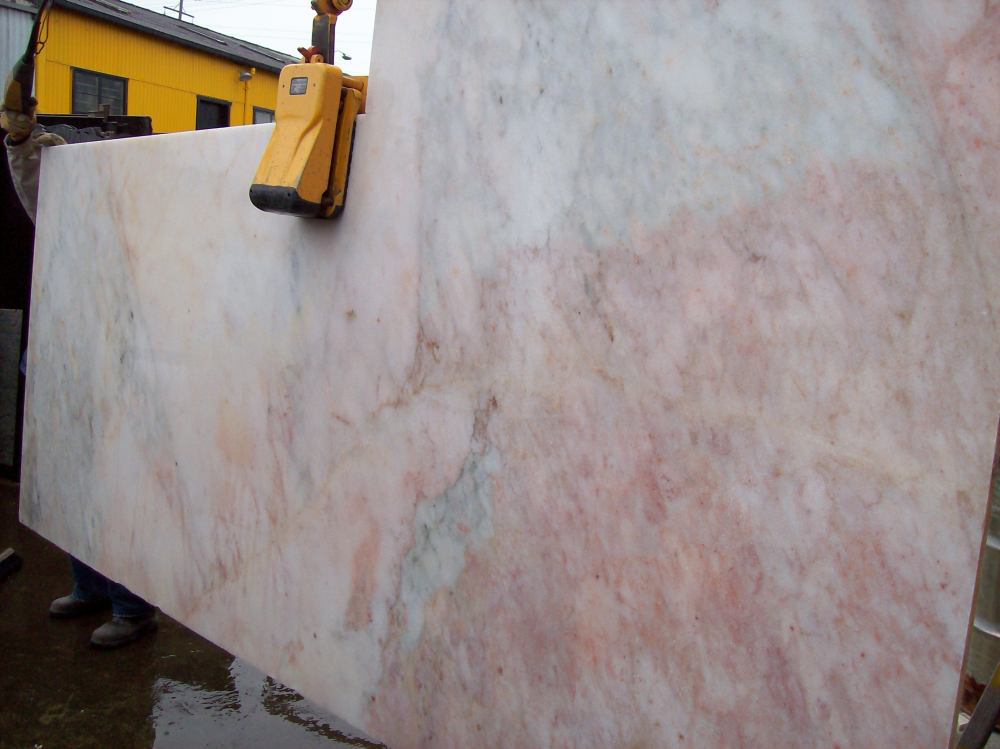 Sunset Rose Marble Slabs Pink Marble Stone Slabs