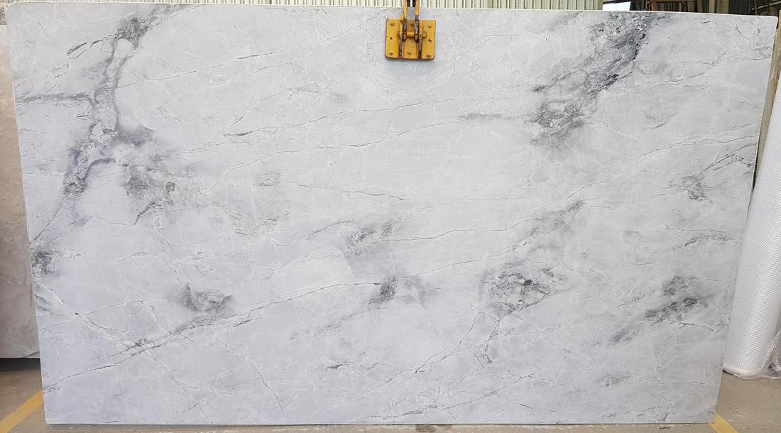 Super White Calacatta Quartzite Brazilian Top Quality Quartzite Slabs