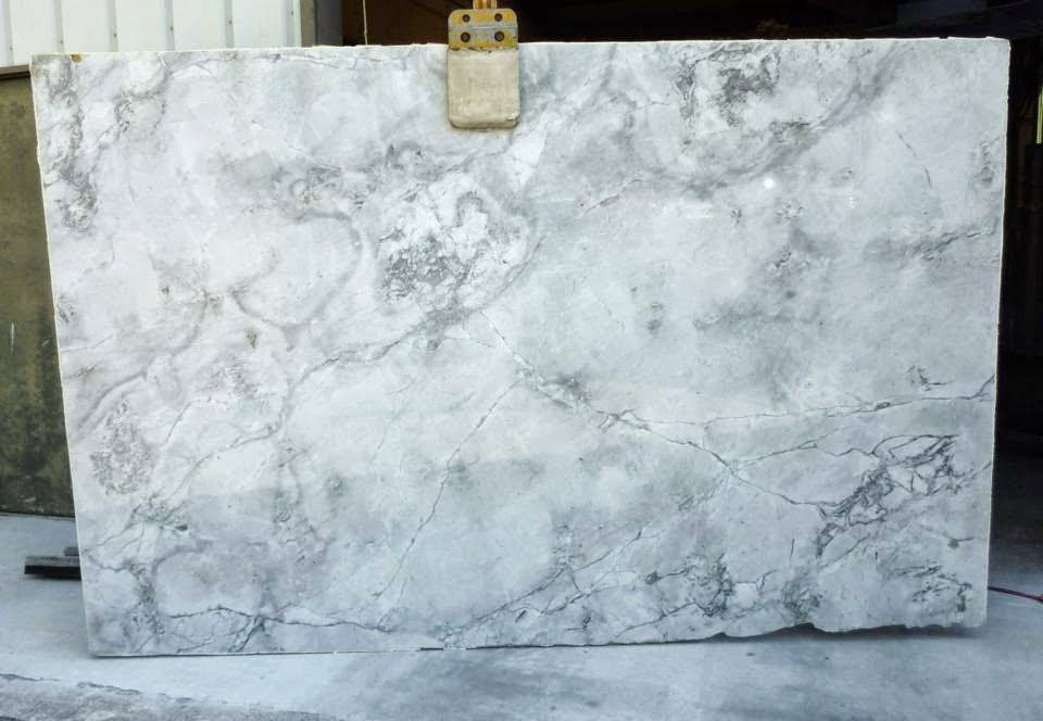 Super White Granite Slabs for Kitchen Countertops