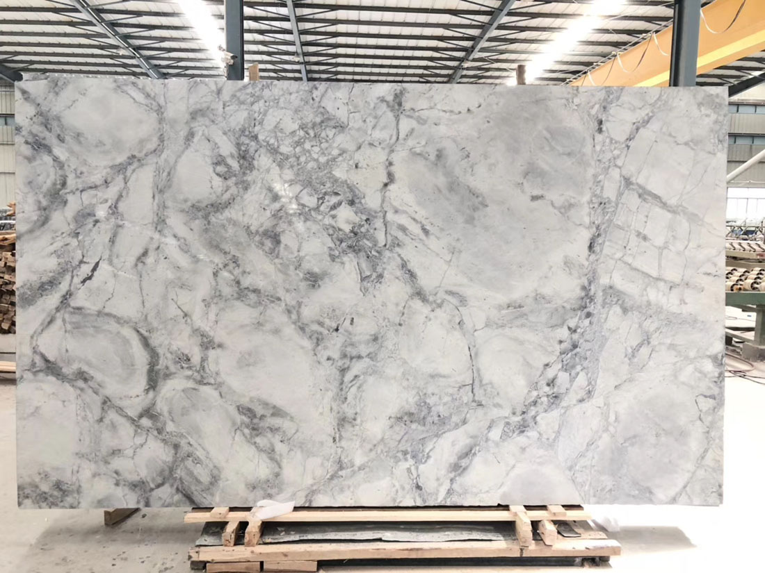 Super White Natural Quartzite Slabs