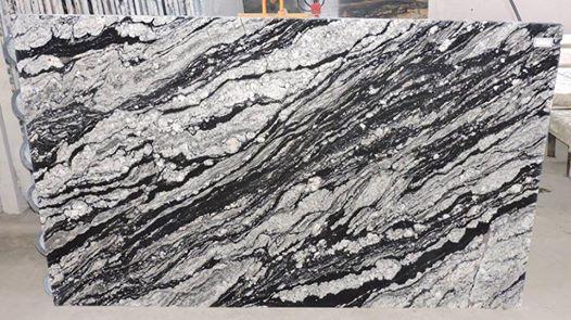 Supreme White Granite Polished Slabs