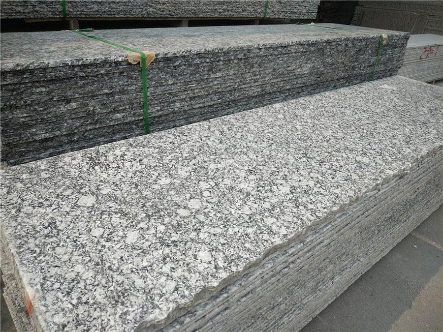 Surf White Granite Polished Countertops for Kitchen