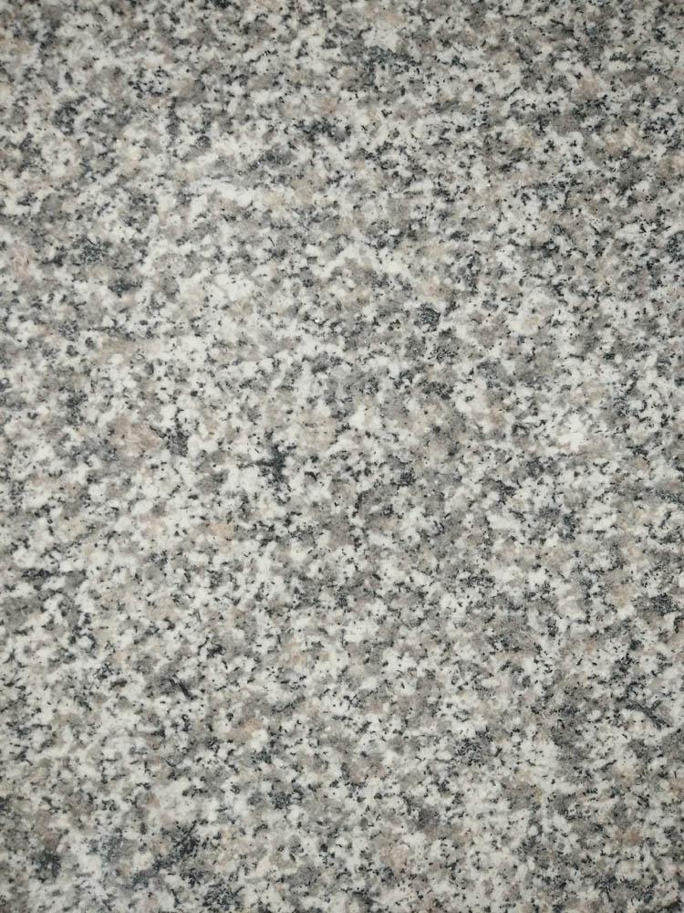 Swan White Granite Color