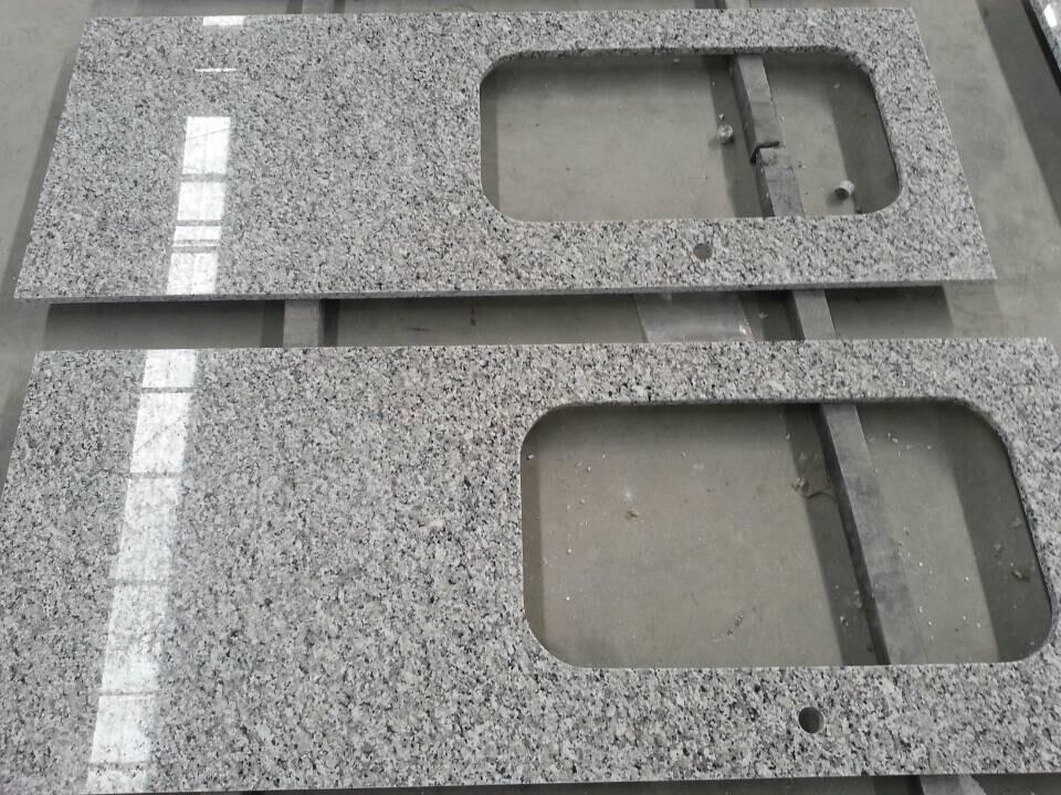 Swan White Granite Kitchentops