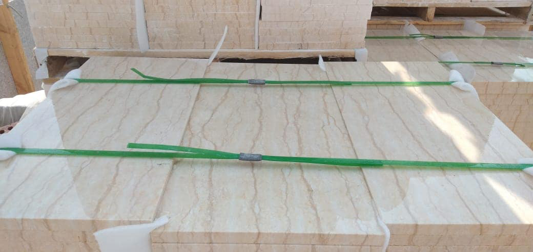 Sylvia Egyptian Beige Marble Flooring Tiles