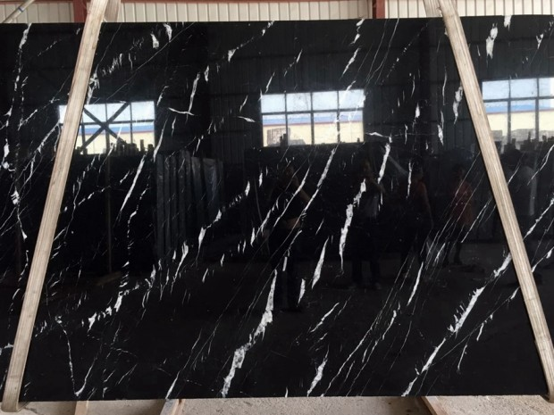 TAURUS BLACK MARBLE Marble in Blocks Slabs Tiles
