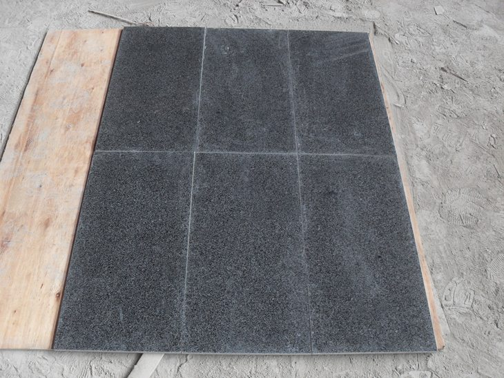 TG654 Black Granite Tiles for Flooring