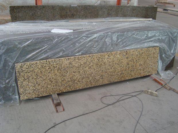 TIGER YELLOW GRANITE Granite in Slabs Tiles