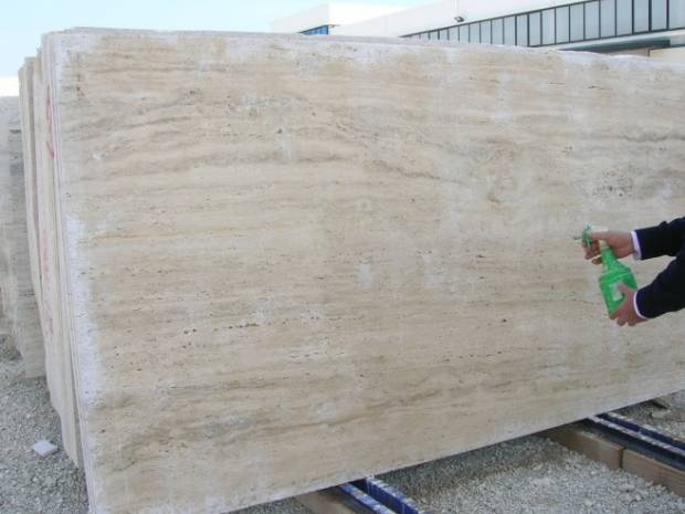 TRAVERTINE COMMERCIAL