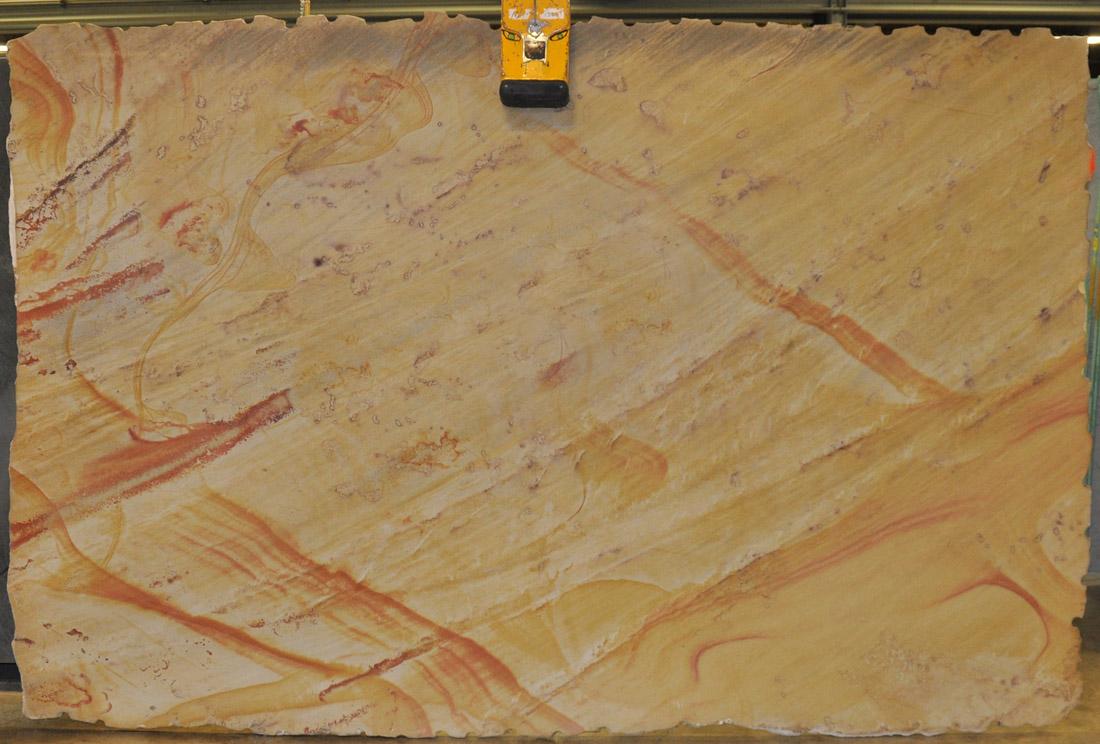Tacoma Gold 3cm Polished Quartzite Yellow Slabs