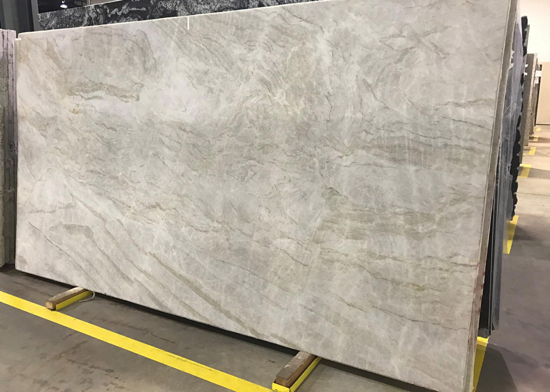 Taj Mahal Quartzite Slab Polished Quartzite Slabs from Brazil