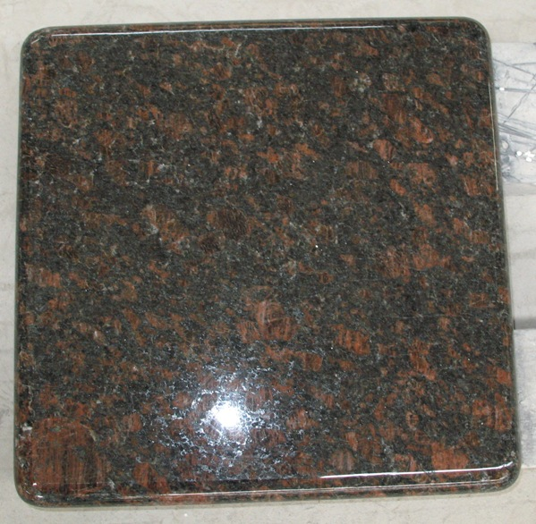 Tan Brown Granite Polished Tiles