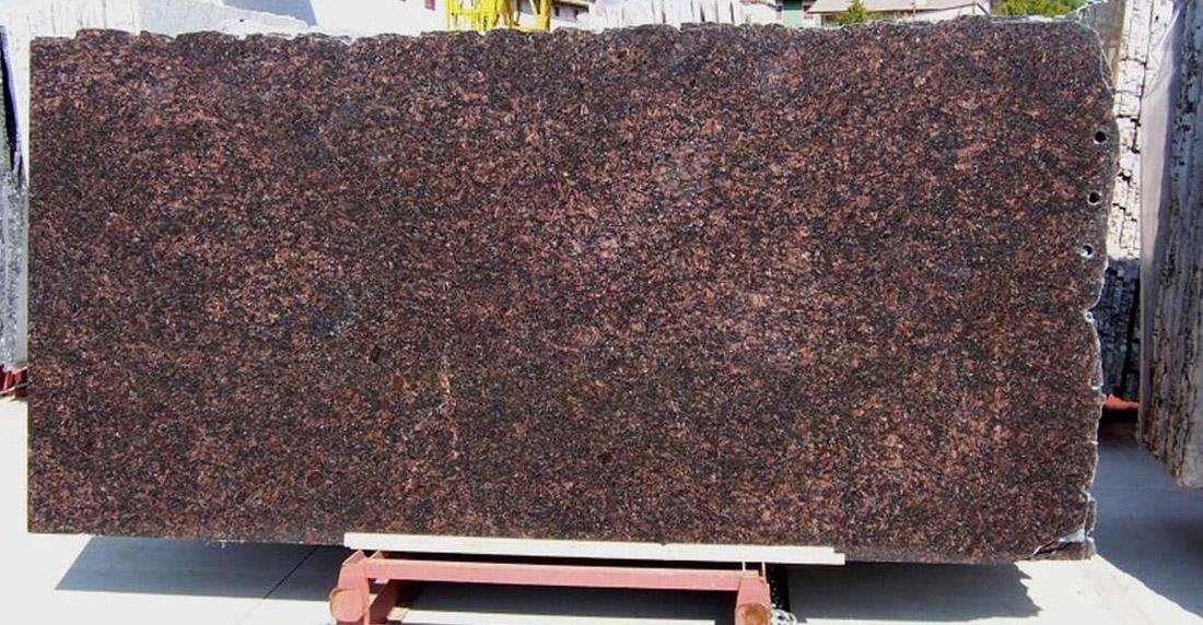 Tan Brown Granite Slabs Indian Brown Polished Granite Slabs