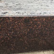 Tan Brown Polished Indian Granite Slabs