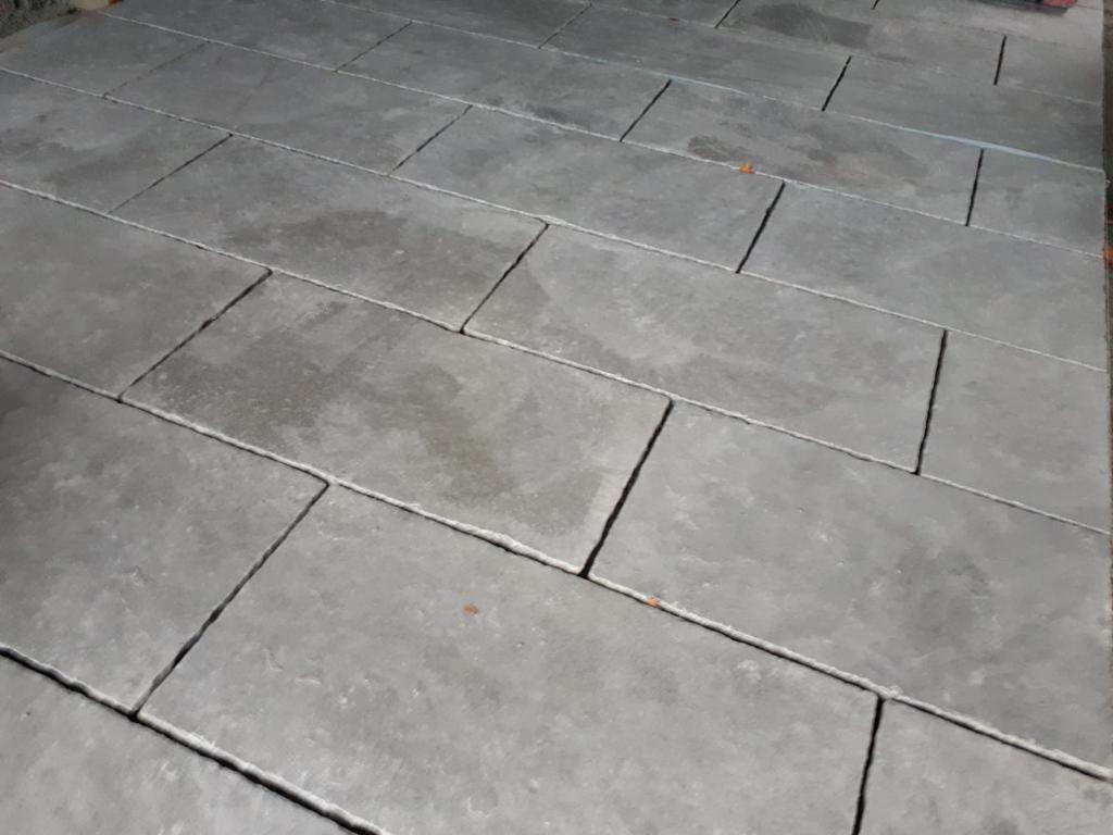 Tandur Blue Limestone Flooring Tiles
