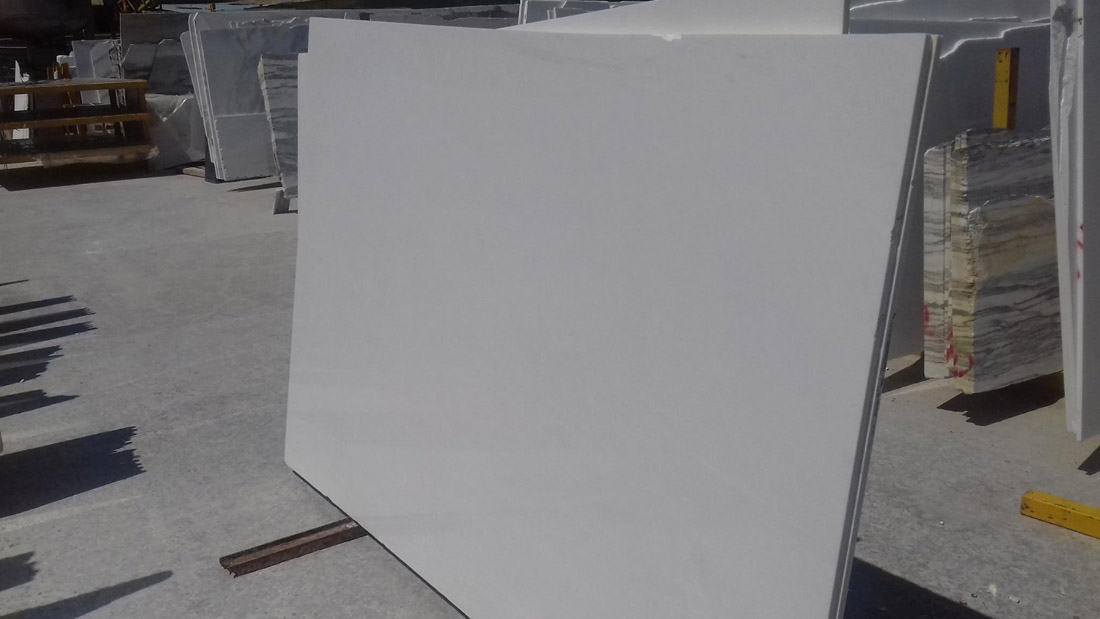 Thasos White Marble Slabs from Greece