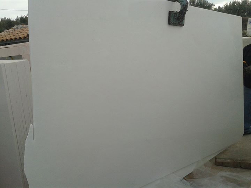 Thassos Greek White Marble Slabs