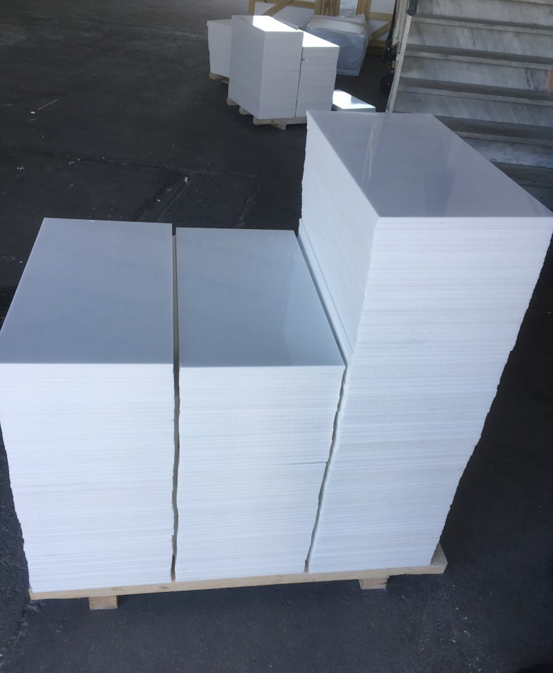 Thassos Select White Marble Tiles for Flooring