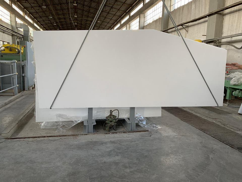 Thassos Slabs White Polished Marble Slabs