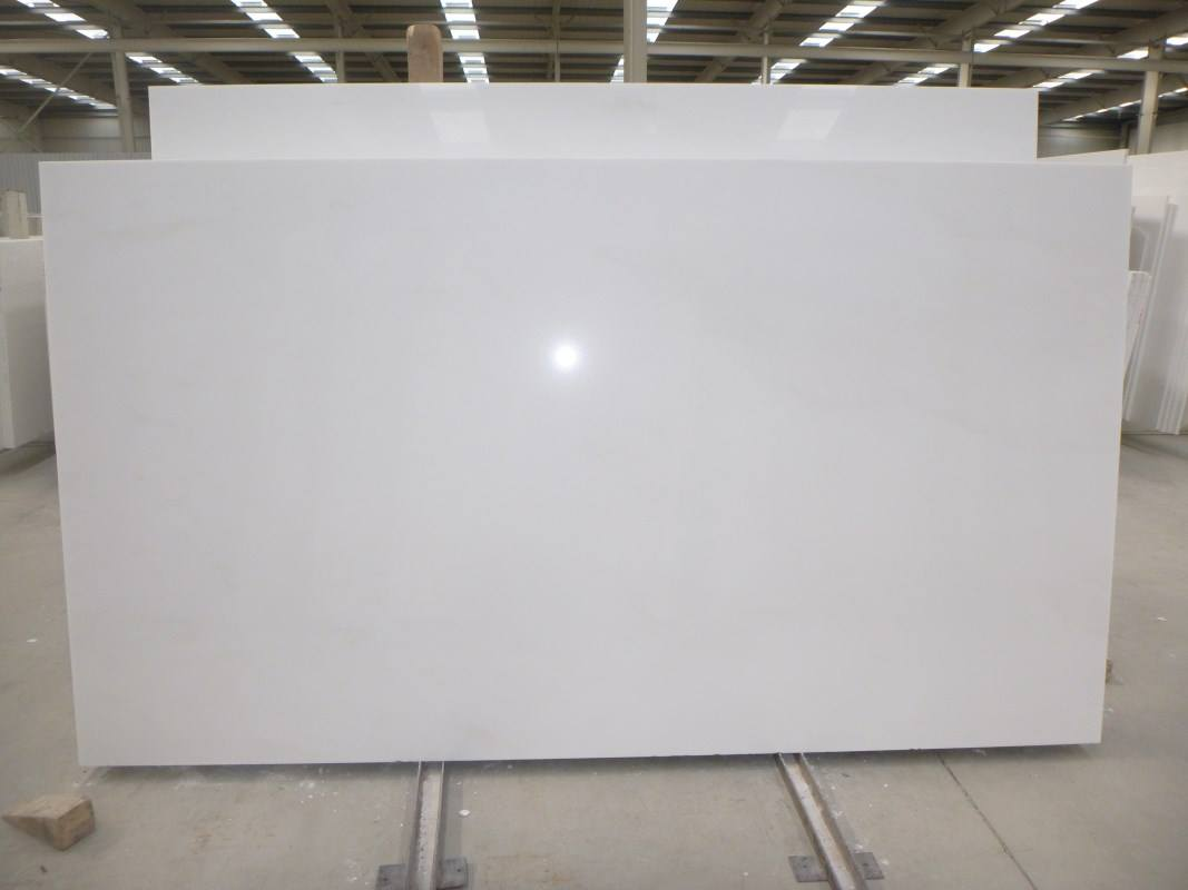 Thassos Snow White Slabs Polished White Slabs from Greece