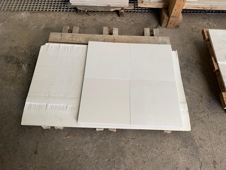 Thassos Tiles White Marble Flooring Tiles