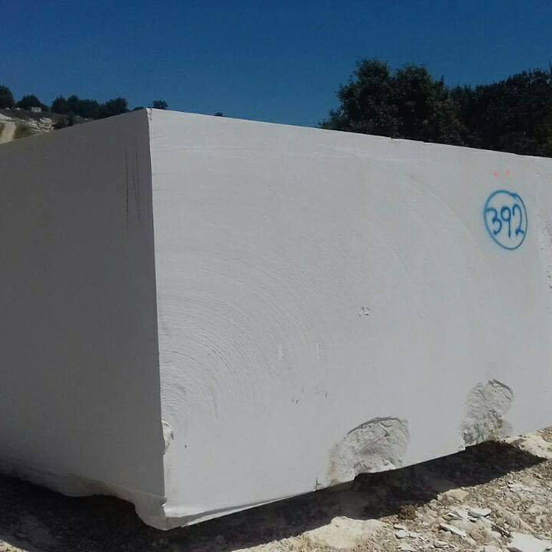 Thassos White Blocks Natural White Marble Blocks