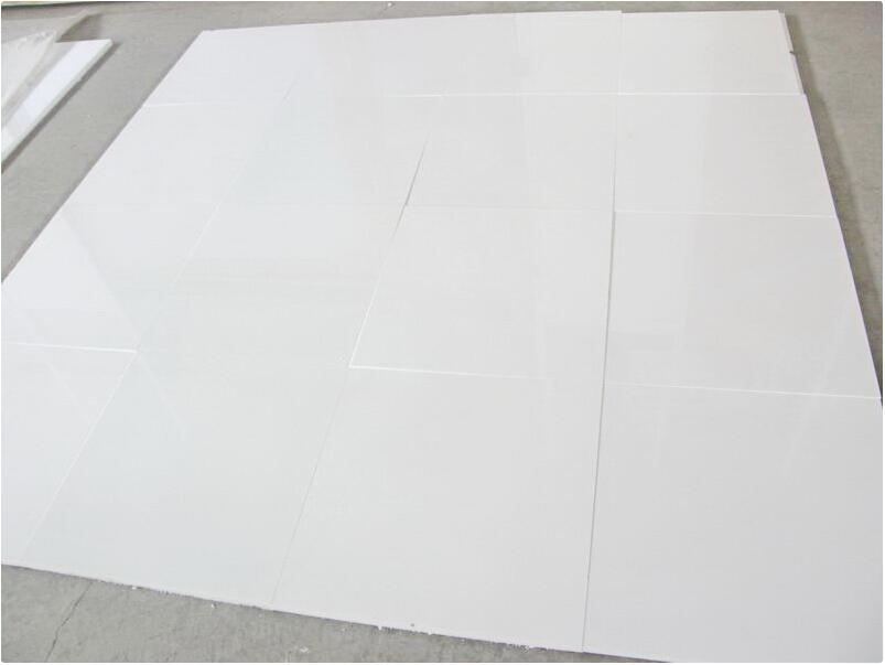 Thassos White Flooring Tiles Greek White Marble Tiles
