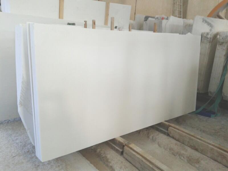 Thassos White Greek White Polished Marble Slabs