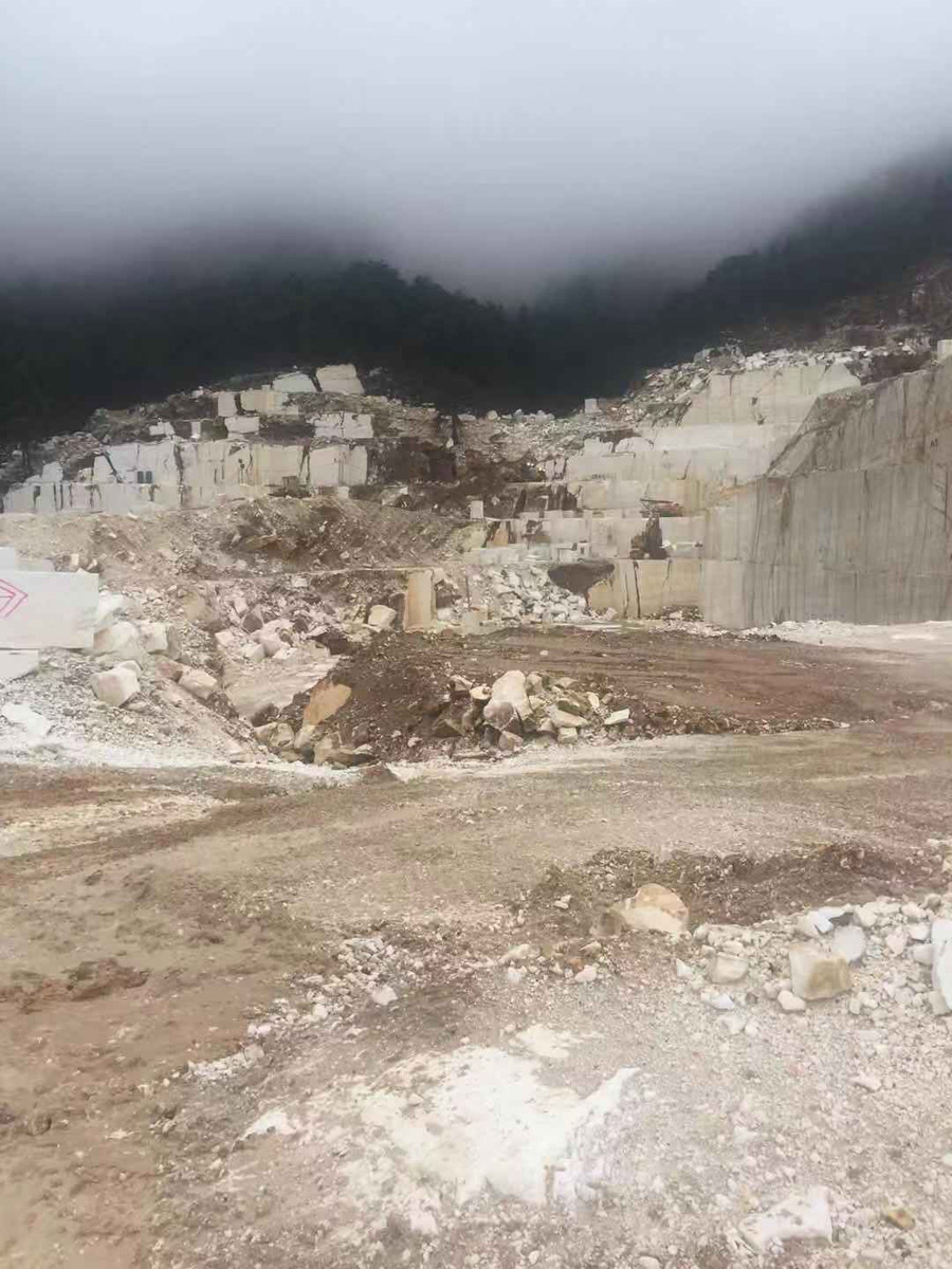 Thassos White Marble Greek White Marble Quarry