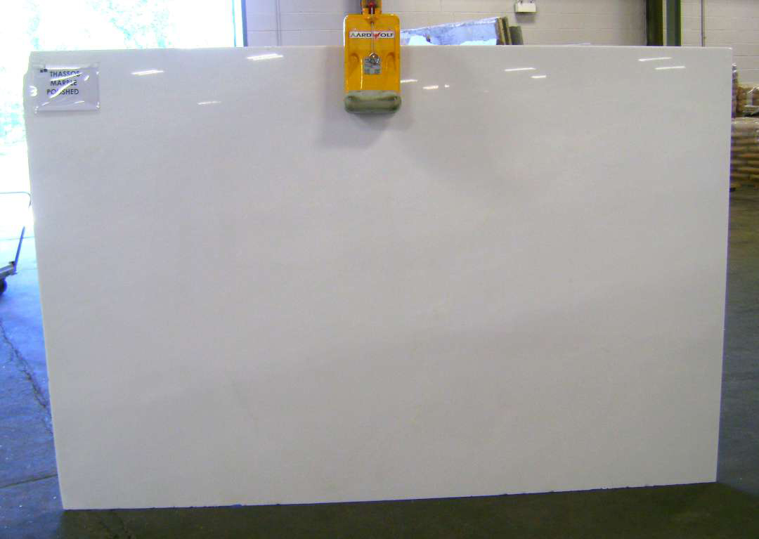 Thassos White Marble Slab Natural Stone Slabs