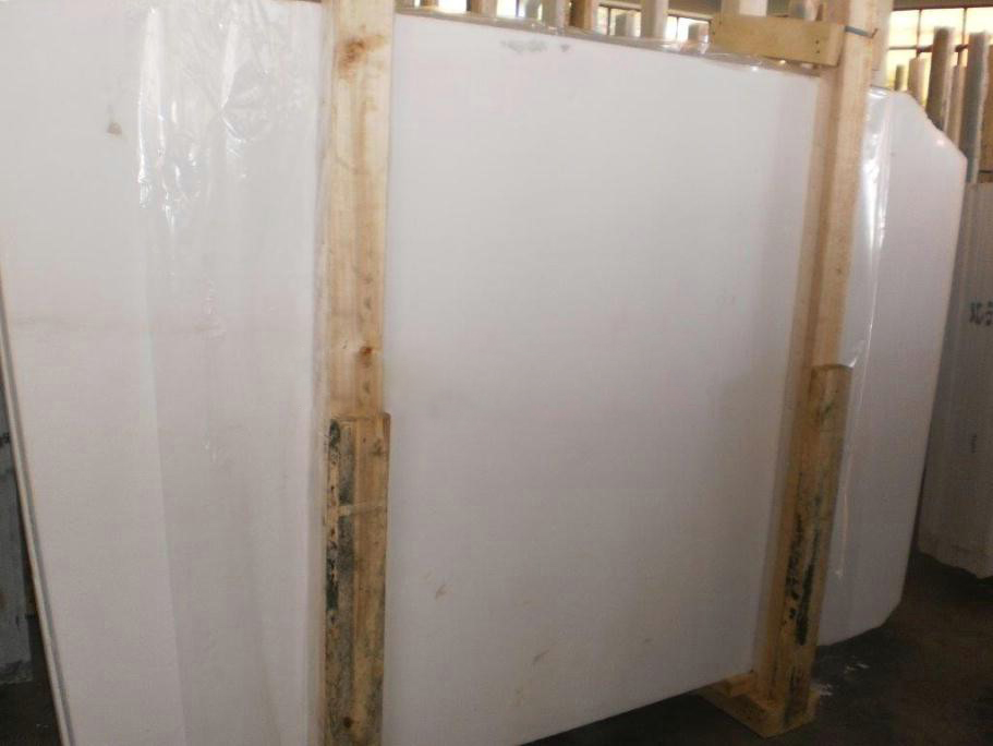 Thassos White Marble Slabs from Greece Marble Factory