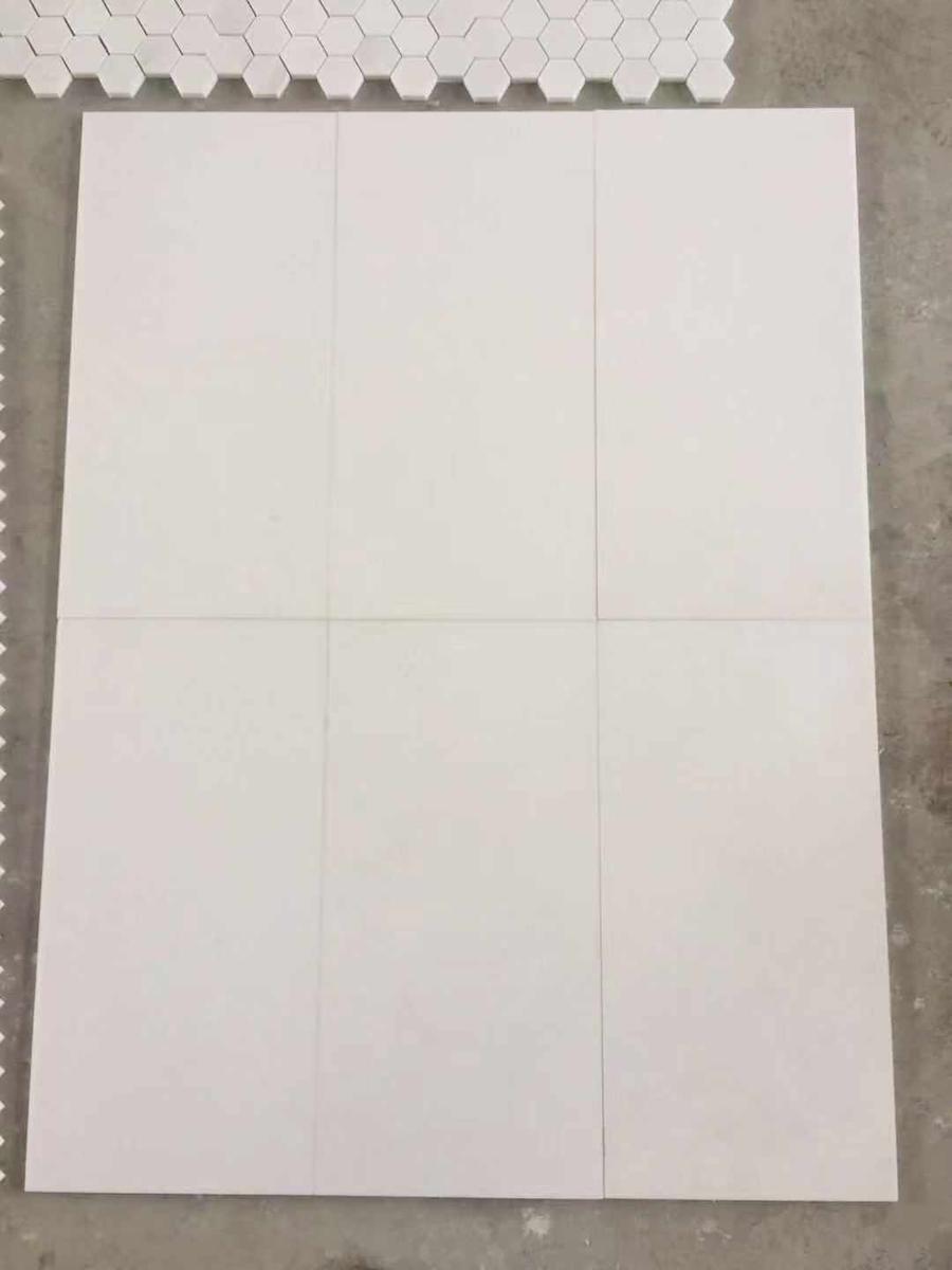 Thassos White Marble Tile Premium White Marble Stone Tiles