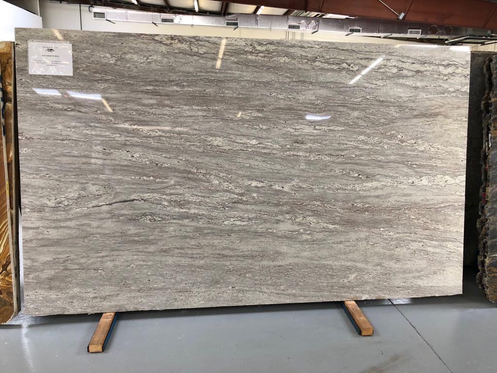Thunder White Granite Polished Granite Slabs